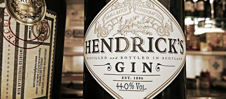 Hendrick's Western Dry Premium Gin