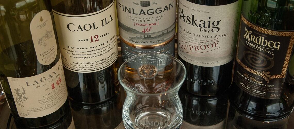 Entdecken Sie unser Scotch-Sortiment