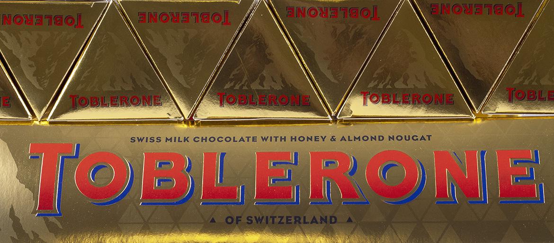 Größte Toblerone-Auswahl weit und breit